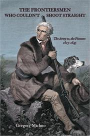 Frontiersmen front cover